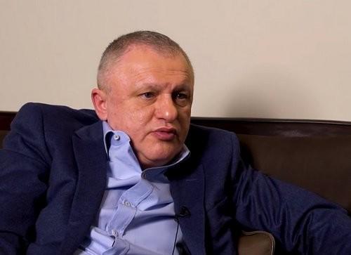 Игорь СУРКИС: «Мы с Ахметовым родственные души»
