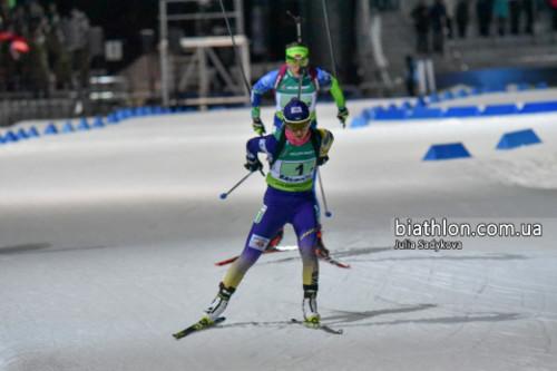 ЧЕ-2019 по биатлону. Женская гонка преследования. Текстовая трансляция