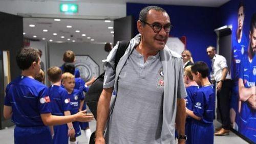 Маурицио САРРИ: «Я не хочу давить на Челси»