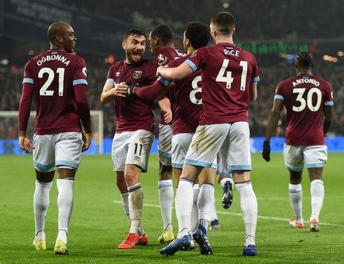 Вест Хэм — Фулхэм — 3:1. Видео голов и обзор матча