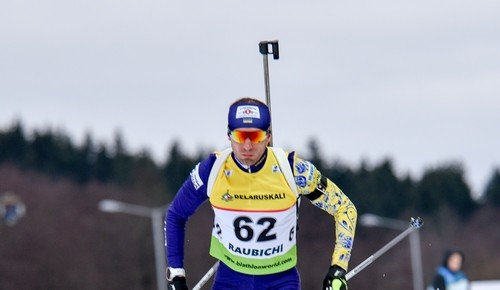 Руслан ТКАЛЕНКО: «После индивидуальной гонки мне было очень плохо»