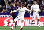 Леванте - Реал - 1:2. Текстовая трансляция матча