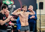 Чухаджян защитил пояс чемпиона мира WBC Silver