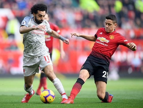 Манчестер Юнайтед – Ливерпуль. Текстовая трансляция матча
