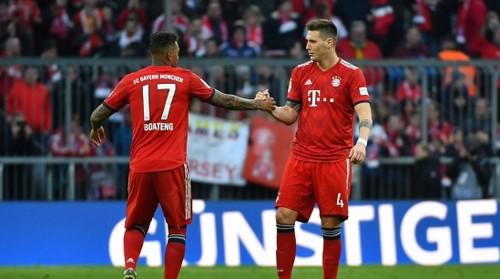 Бавария - Герта - 1:0. Видео гола и обзор матча