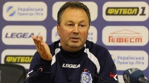 Ангел ЧЕРВЕНКОВ: «Поздравил Черноморец с первой выездной победой»