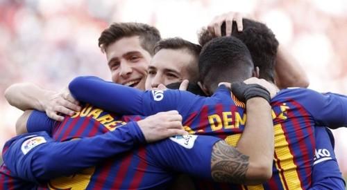 Лионель МЕССИ: «Уверены, что можем обыграть Реал»