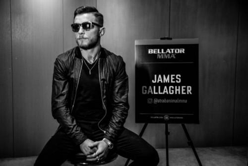 Bellator 217. Джеймс Галлахер – Стивен Грэм. Видео нокаута
