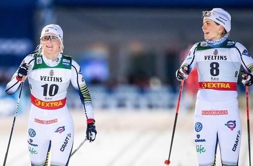 Шведки – чемпионки мира в командном спринте