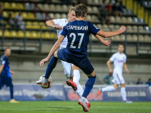 Арсенал-Киев – Десна. Видео голов и обзор матча