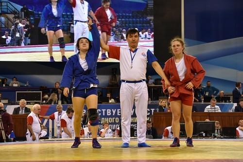 Українські самбісти здобули 9 медалей у 2-й день Міжнародного турніру