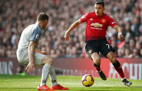 Манчестер Юнайтед и Ливерпуль разошлись безголевым миром