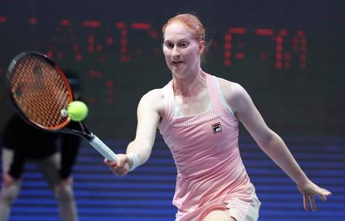 Ван Эйтванк стала победительницей турнира в Будапеште