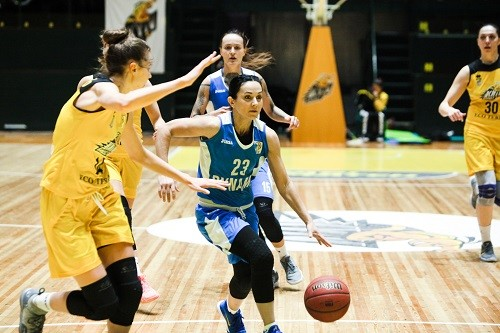 Динамо-НПУ виграло Кубок України з баскетболу серед жінок