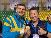 Украинский таэквондист Бондарь выиграл этап Кубка мира WTF