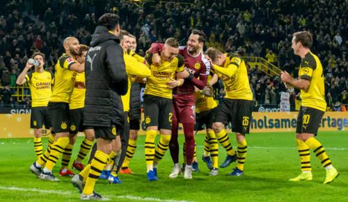 Боруссия Дортмунд – Байер – 3:2. Видео голов и обзор матча