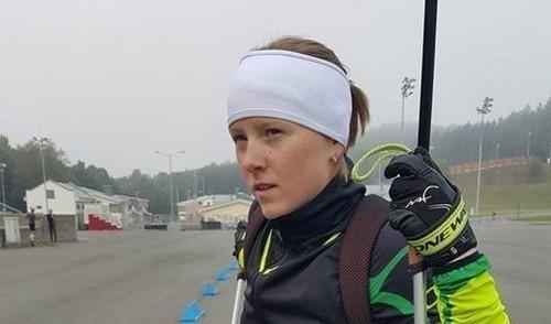 Блашко выиграла спринт на Альпийском Кубке