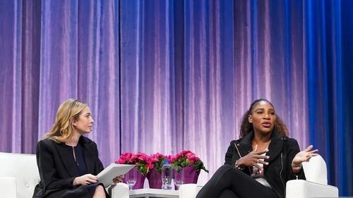 Серена Уильямс представила номинанта на Оскар