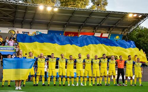 Збірна України з міні-футболу зіграє проти Швейцарії