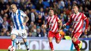 Жирона – Реал Сосьедад – 0:0. Обзор матча