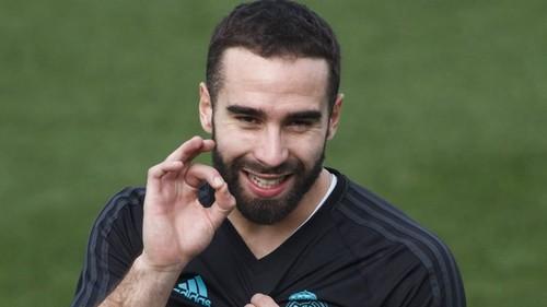 Дани КАРВАХАЛЬ: «Матч с Барселоной особенный»