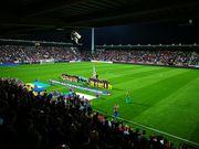 Чешская полиция задержала 8 болельщиков Украины сразу после матча