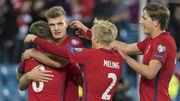 Норвегия — Кипр - 2:0. Видео голов и обзор матча