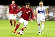 Латвия — Андорра - 0:0. Обзор матча