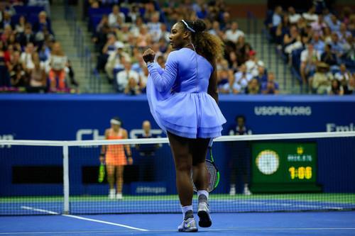 Серена Уильямс разгромила Севастову и стала первой финалисткой US Open