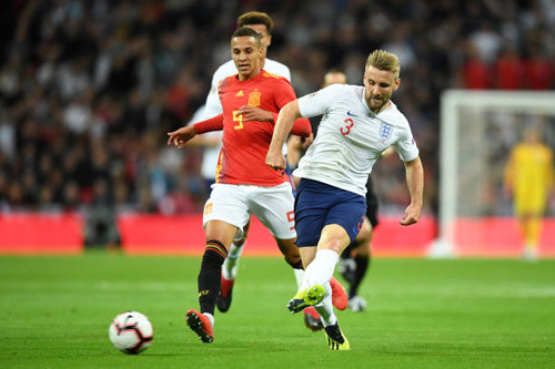Англия - Испания - 1:2. Текстовая трансляция матча