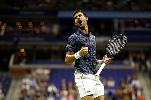 Джокович обыграл Нисикори в полуфинале US Open