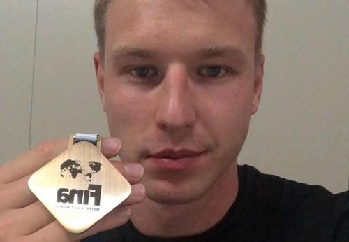 Говоров стал 3-м на этапе Кубка мира на дистанции 50 м вольным стилем