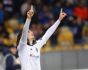 ФК Динамо Киев. Николай Шапаренко