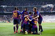 Фаны Барселоны потроллили поклонников Реала выкриками «Где Роналду?»