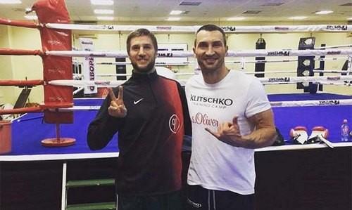 Украинский боксер-любитель Кацук переходит в профессионалы