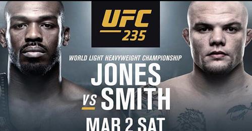 UFC 235. Джон Джонс – Энтони Смит. Прогноз и анонс на бой