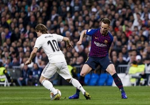 Барселона разгромила Реал на Сантьяго Бернабеу в Кубке Испании