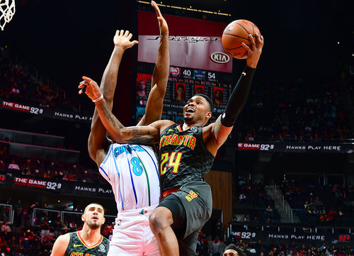 НБА. Атланта – Миннесота. Смотреть онлайн. LIVE трансляция