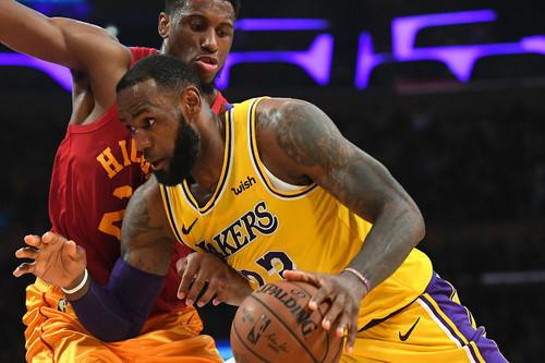 НБА. Лейкерс – Новый Орлеан. Смотреть онлайн. LIVE трансляция