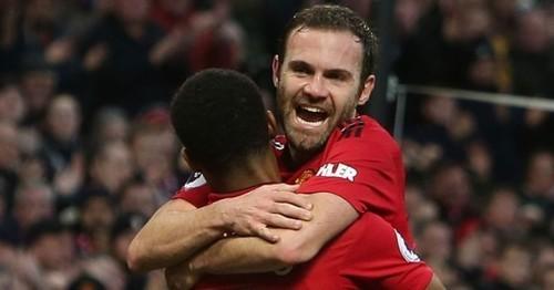 Манчестер Юнайтед продлит контракт с Матой