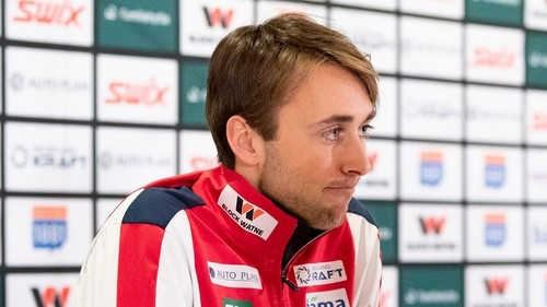 Риибер – чемпион мира по двоеборью