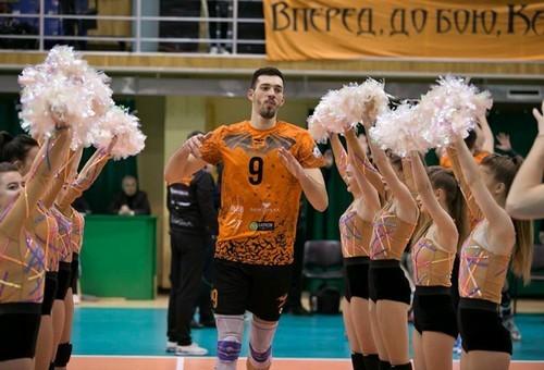 Юрій СЕМЕНЮК: «Прожити півроку без волейболу було дуже тяжкко»