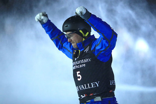 Олександр Абраменко – найкращий спортсмен лютого в Україні