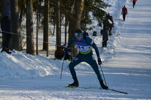 Шушен-2019. Цымбал занял 6-е место в первом спринте