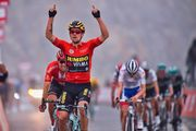 Примож Роглич выиграл 6-й этап Тура ОАЭ