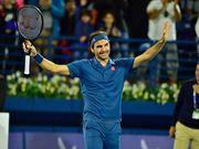 Дубай. Федерер и Циципас сыграют в финале