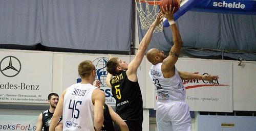 Миколаїв здобув вольову перемогу над Київ-Баскетом