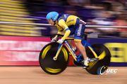Старікова виборола срібну медаль на чемпіонаті світу з велотреку