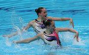 Українські синхроністки завоювали золото на змаганнях в Парижі