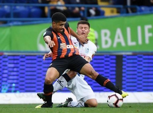Черноморец – Шахтер – 0:1. Видео гола и обзор матча